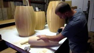 Download True Wood Design - Custom Wood Lighting - Alien Lights Video