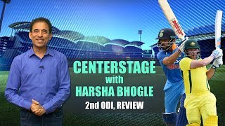 Download Dhoni played a strong character role to Kohli's lead role - Harsha Bhogle Video