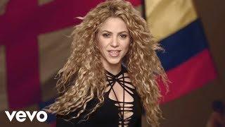 Download Shakira - La La La (Brazil 2014) ft. Carlinhos Brown Video