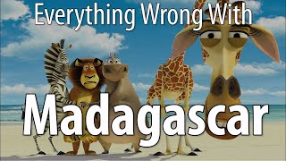 Download Everything Wrong With Madagascar In 12 Minutes Or Less Video
