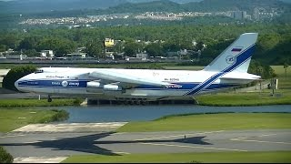 Download TJSJ Spotting: Antonov AN-124 Returns! Video
