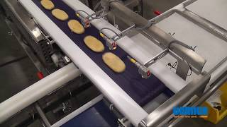 Download Tray Filling Conveyor with Retractable Tail Video