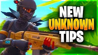 Download NEW UNKNOWN PRO TIPS! (Fortnite Battle Royale) Video