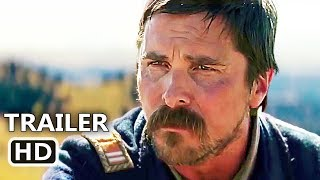 Download HOSTILES New Official Trailer (2018) Christian Bale Western Movie HD Video