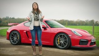 Download Porsche Cayman GT4 2015 review | TELEGRAPH CARS Video