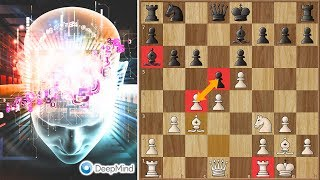 Download Deep Mind AI Alpha Zero Sacrifices a Pawn and Cripples Stockfish for the Entire Game Video