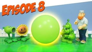Download Plants vs. Zombies Toy Play Episode 8 Pea Pod's Cold Video