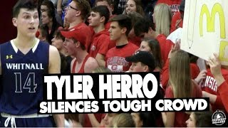 Download Tyler Herro SILENCES THE CROWD In Conference Championship Game!! CLUTCH Performance! Video