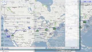 Download Printing your custom Google Map Video