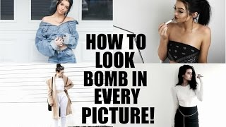 Download HOW TO LOOK GOOD IN EVERY PICTURE | & Modeling tips Video