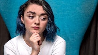 Download 'Game of Thrones' Star Maisie Williams Reveals WHY She Doesn't Get More Movie Roles Video