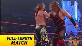 Download FULL-LENGTH MATCH - Raw - Chris Jericho vs. Kane - Intercontinental Championship Match Video