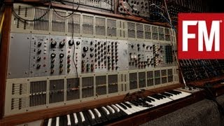 Download Modular Synths - Benge explains creating a sequence on a modular syntheziser Video