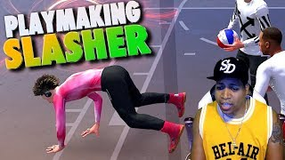 Download NEW ARCHETYPE 6'4 Playmaking SLASHER Catches BODIES - NBA 2K18 Video