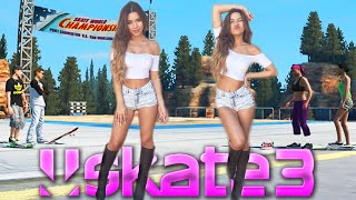 Download GIRLS GO HAM ON SKATE 3 | X7 Albert Video