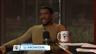 Download Pro Football Hall of Famer Michael Irvin Compares Dak Prescott to Dez Bryant - 10/27/16 Video