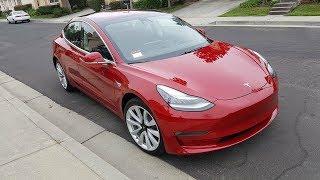 Download Tous les détails en français sur la Tesla model 3 par Éléctron libre Video