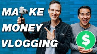 Download 5 Proven Ways to Make Money Vlogging on YouTube Video