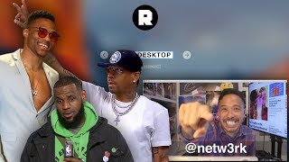 Download Westbrook and LeBron's Outfits, and Coach Iverson | NBA Desktop With Jason Concepcion | The Ringer Video