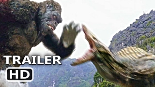 Download KING KONG Official Trailer + CLIP ″The Fight″ (2017) Blockbuster Action Movie HD Video