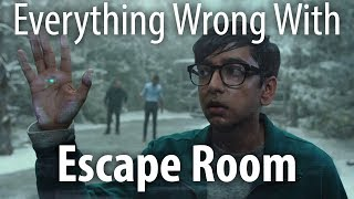Download Everything Wrong With Escape Room In 17 Minutes Or Less Video