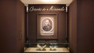 Download Exposición Carreño de Miranda. Dibujos Video