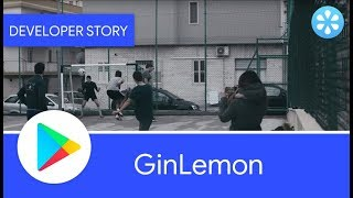 Download Android Developer Story: GinLemon - Breaking through with Google Play Video