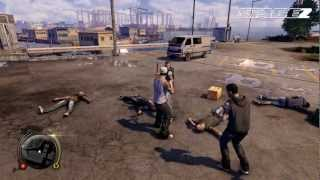 Download Stage2 - Sleeping Dogs Gameplay with NEW Gaming Rig - MAGIX Video Pro X5 Video