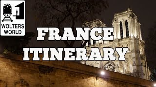 Download Visit France - 10 Day Suggested Itinerary of France Video