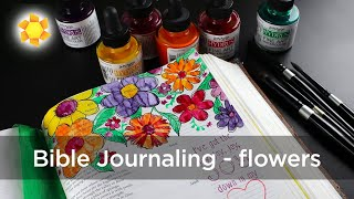 Download Faithbook #5: Bible art journalling (30day coloring challenge) Video