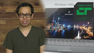 Download Microsoft Announces New Surface Pro | Crunch Report Video
