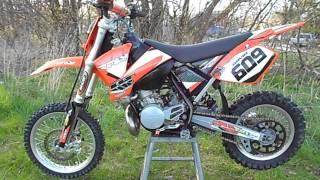Download 2008 KTM 65 SX Video