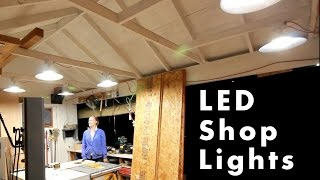 Download Upgrade Your Shop Lighting with LED Technology | Darbin Orvar Video