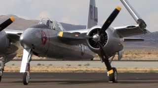 Download Warbird Engine Starts — Props & Radials Video