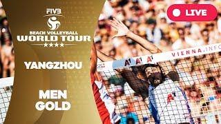 Download Yangzhou 4-Star - 2018 FIVB Beach Volleyball World Tour - Men Gold Medal Match Video