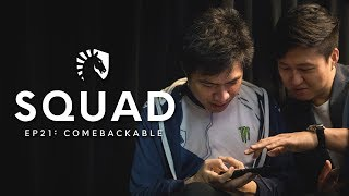 Download ″We have fallen behind a couple times this Split″ - Pobelter | Squad S2 EP21 (TL vs. 100T & FLY) Video