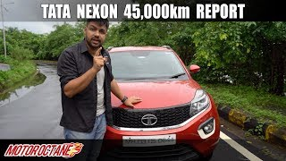Download Can't Miss: Tata Nexon - 45,000km Long Term Report | Hindi | MotorOctane Video