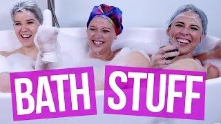 Download 3 GIRLS 1 BATHTUB (Beauty Break) Video
