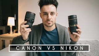 Download CANON VS NIKON Video