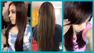 Download 7th Time Hair Rebonding Experience| Rebond & coloured hair Care Tips| Fitness And Lifestyle Channel Video