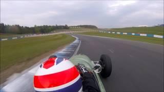 Download Donington Historic Festival Formula Junior Race 2 Video