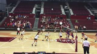Download #9 Kansas at Santa Clara Volleyball 2017, Set 1 Video