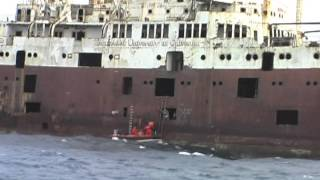 Download USTS Texas Clipper: Creation of an Artificial Reef 17 November 2007 Video