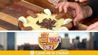 Download ¡Cocinamos una riquísima Torta de Oreo! (parte 3) Claudio Guarnaccia en Hoy Nos Toca a las Diez Video