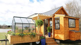 Download Luxury Tiny Home on the Lake Video