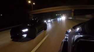 Download Nitrous 2015 Lexus RC-F vs 650hp Vortech Supercharged 2015 Mustang GT Video