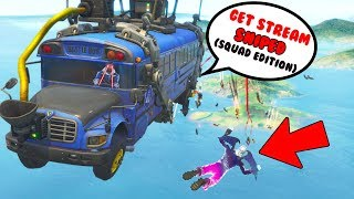Download Stream sniping without a stream... SQUAD EDITION Video