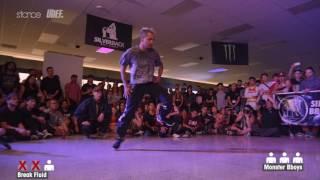Download Break Fluid vs Monster Bboys (Top 8) ► .stance x UDEFtour.org ◄ SEC 23rd Anniversary Video
