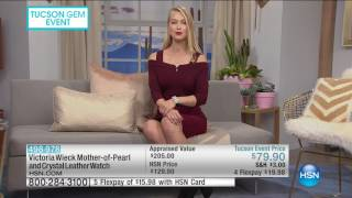 Download HSN | Victoria Wieck Gemstone Jewelry 02.14.2017 - 01 PM Video