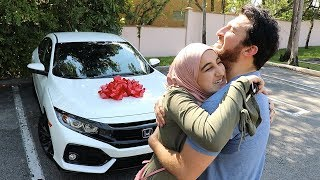 Download SURPRISING MY LITTLE SISTER WITH NEW CAR!! Video